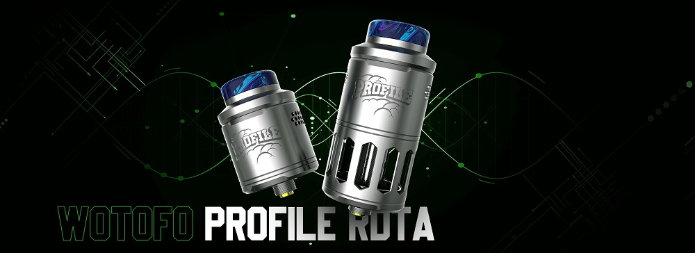 profile rdta 25mm by wotofo 2