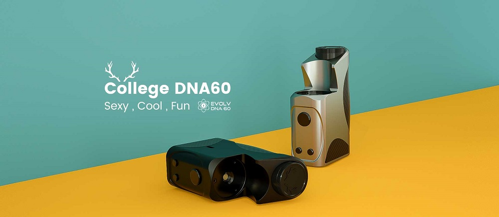 college dna60 box mod 18650 by dovpo 1